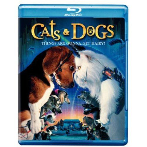 Cats And Dogs (Blu-ray) (Widescreen)