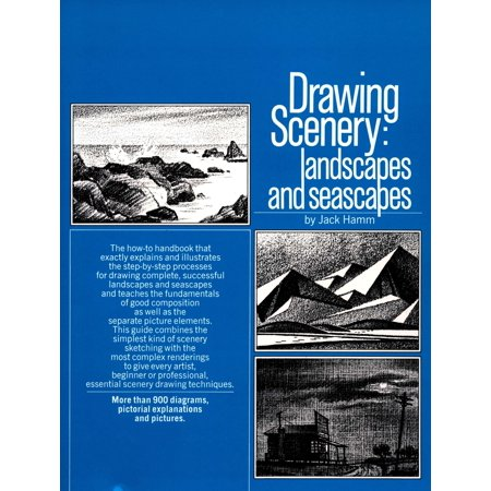 Drawing Scenery: Seascapes and Landscapes : Seascapes Landscapes ()
