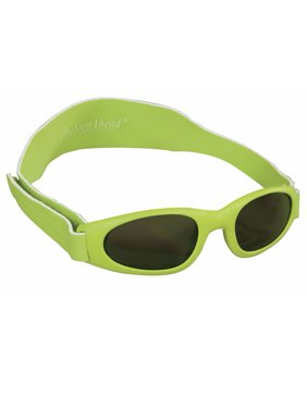 241f7c8f95b3 Product Image Green Wrap Sunglasses for Baby Boys and Girls Birth - 24  Months by Sun Smarties