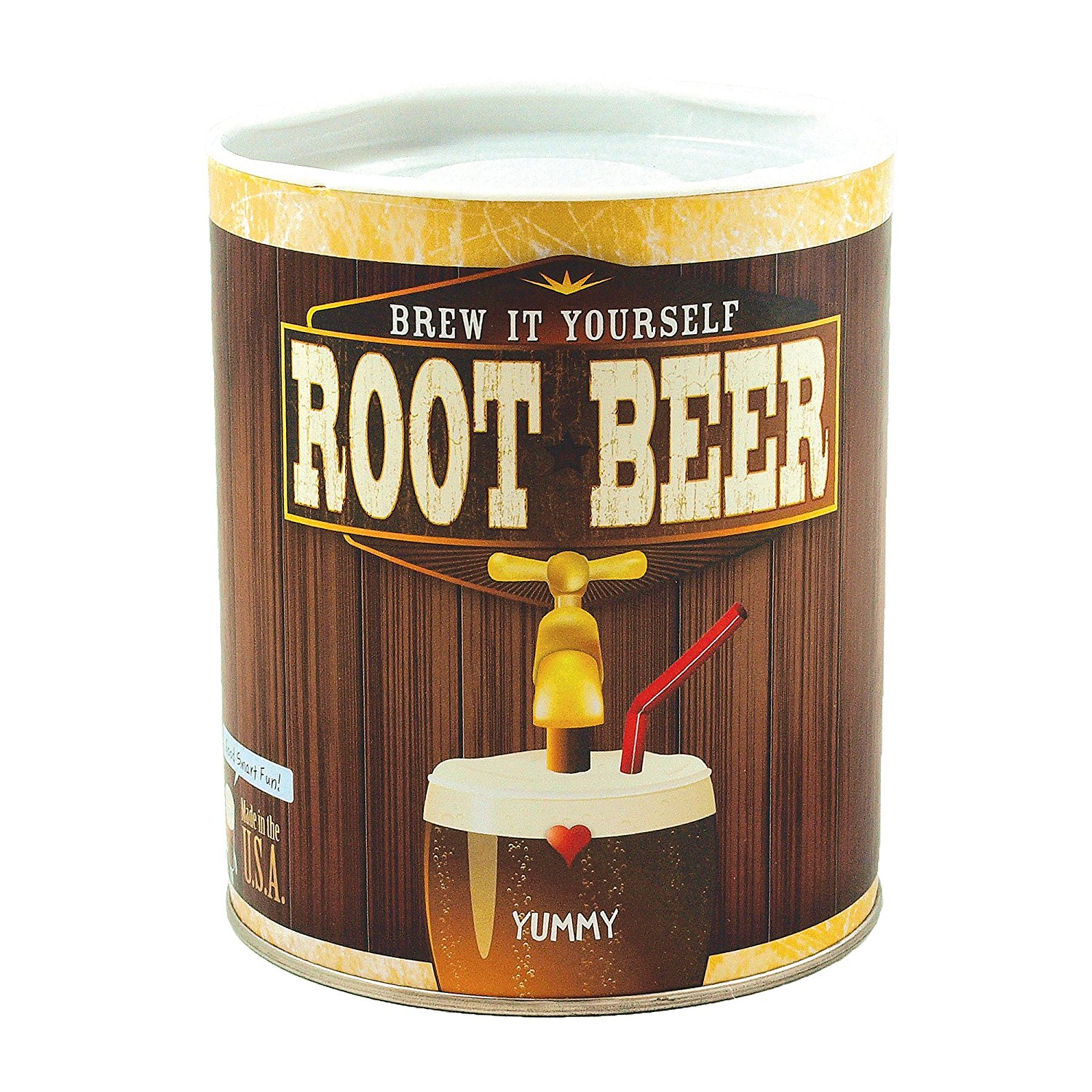 Copernicus - Brew it Yourself - Root Beer Kit, Brew your ...