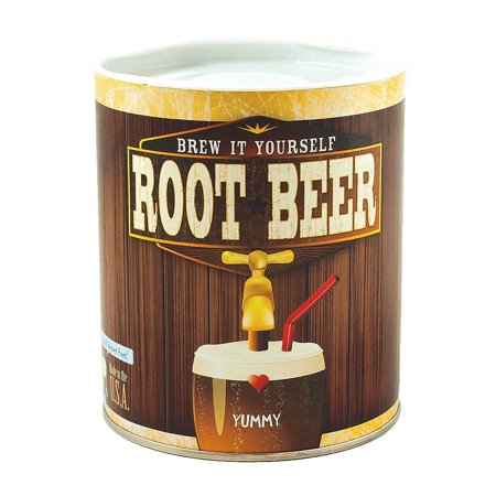 Copernicus - Brew it Yourself - Root Beer Kit, Brew your own root beer By Copernicus Toys