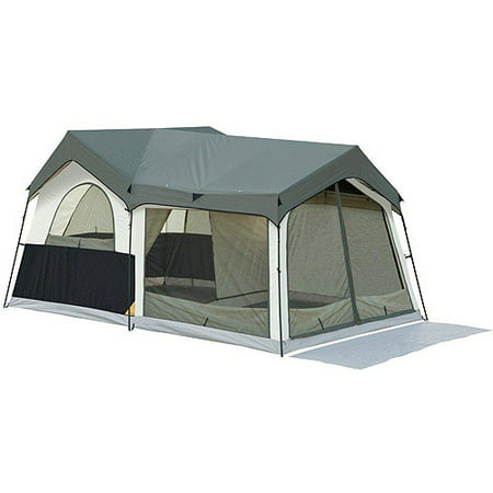 poles with is porch visible without dome extended trail shown fly so are the ozark here person screen and tent