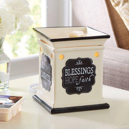 Better Homes & Gardens Inspirations Full-Size Wax Warmer Starter Set