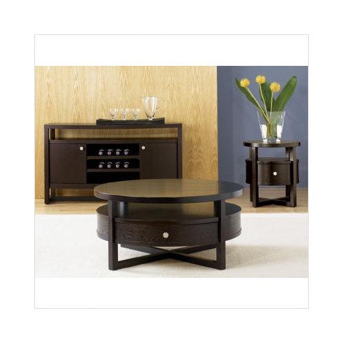 Sitcom Furniture Tiber Coffee Table Set In Java
