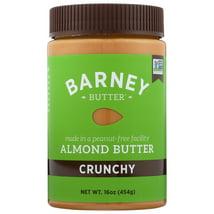 Peanut & Nut Butters: Barney Butter Almond Butter Crunchy