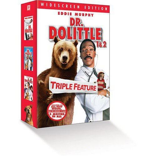 Doctor Dolittle Triple Feature (Full Frame)