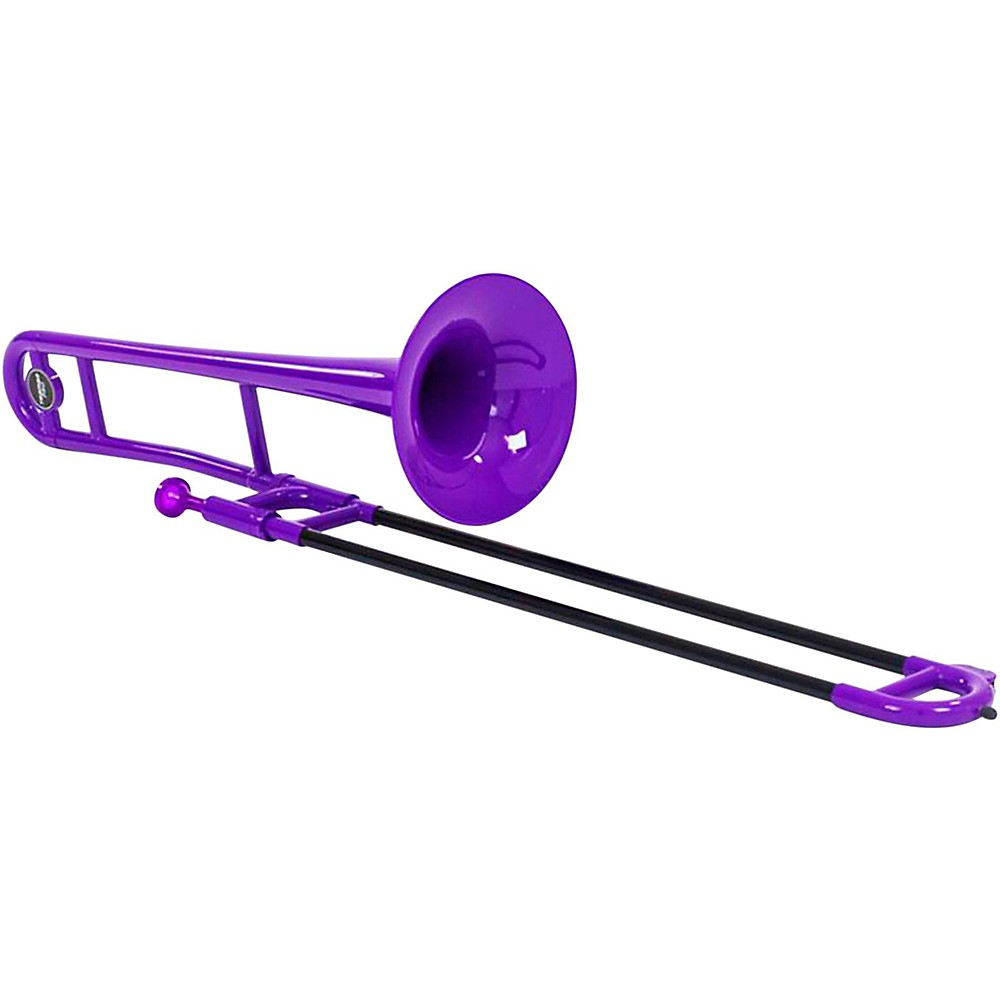 Allora ATB100 Aere Series Plastic Trombone Purple