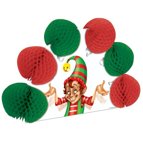 The Holiday Aisle Elf Pop-Over Centerpiece (Set of 12)