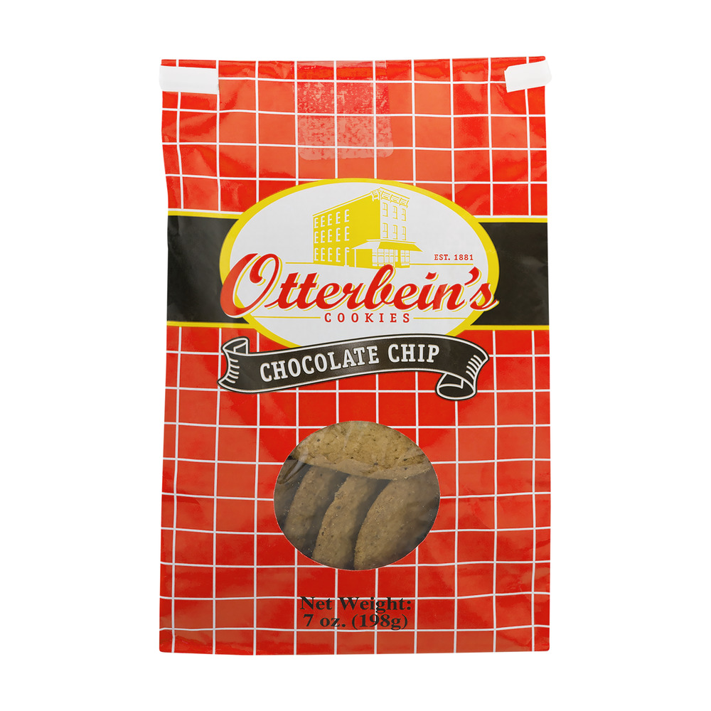 Otterbein's Chocolate Chip Cookies, 7oz