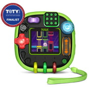 Best Handheld Game Systems - LeapFrog RockIt Twist Handheld Learning Game System, Green Review
