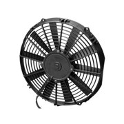 "SPAL 12"" 861 CFM Low Profile Electric Cooling Fan P/N 33600"