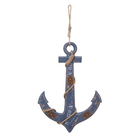 Seaside Nautical Weighing Anchor Decor
