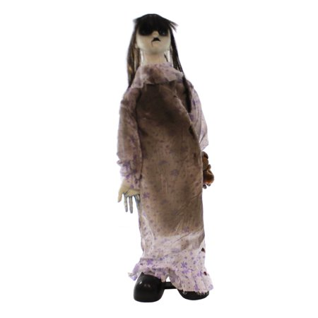 Halloween BLOODY MARY ANIMATED Plastic Halloween Motion & Noise 6651152](Halloween Mary Bu)