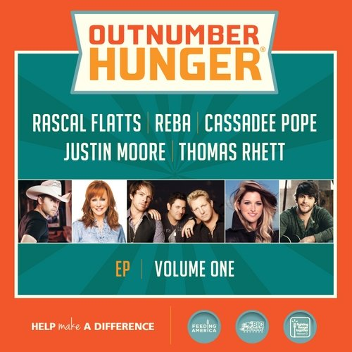 Outnumber Hunger EP, Vol. 1 (Walmart Exclusive)