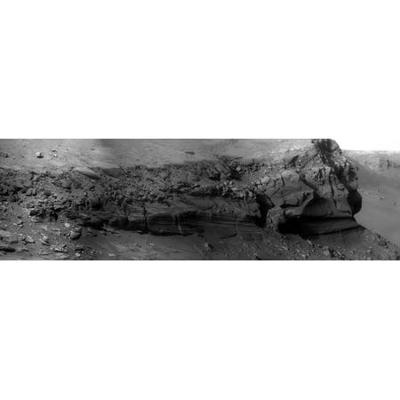Cape Verde Mars Canvas Art - Stocktrek Images (50 x 16)