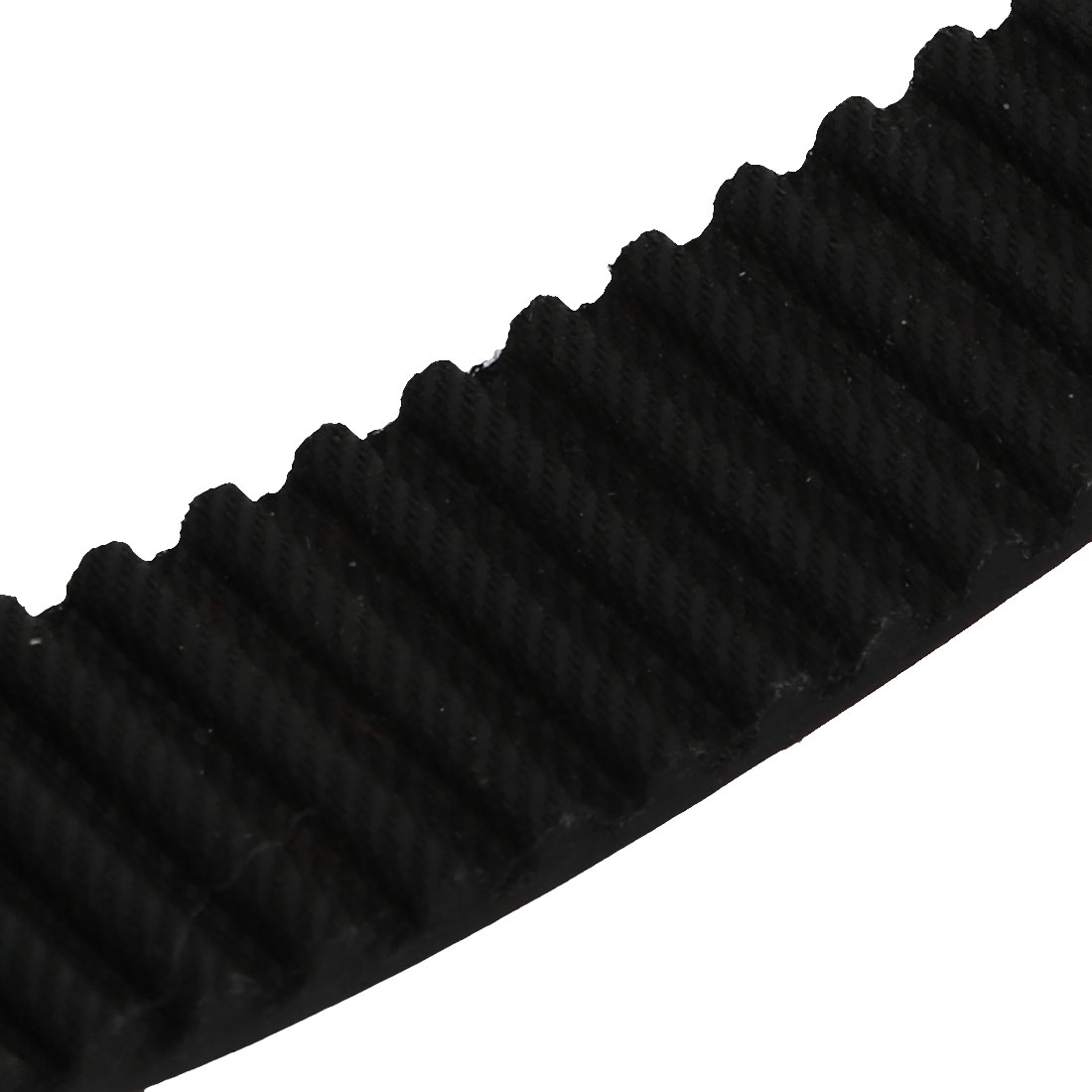 Unique Bargains HTD5M 78 Teeth Engine Timing Belt Rubber Geared-Belt 390mm Girth 20mm Width - image 1 de 2