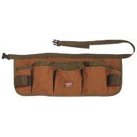 Bucket Boss 80100 Apron, 52 in Waist, 13-Pocket, Duckwear Canvas, Brown