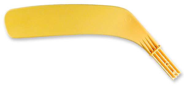 Cramer Yellow In The Shaft Hockey Replacement Blad by Olympia Sports