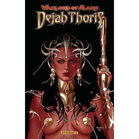 Warlord of Mars: Dejah Thoris Volume 5 : Rise of the Machine