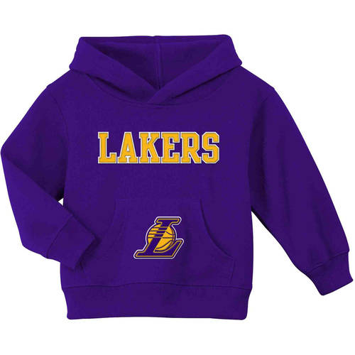 NBA Los Angeles Lakers Team Fleece Hoodie