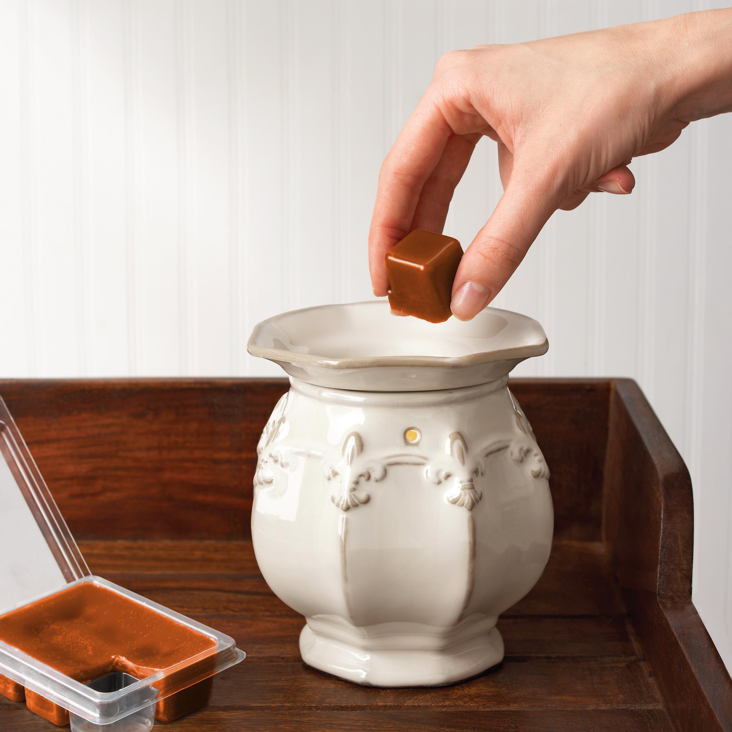 Homaroma Wax Melt Pot-Bois