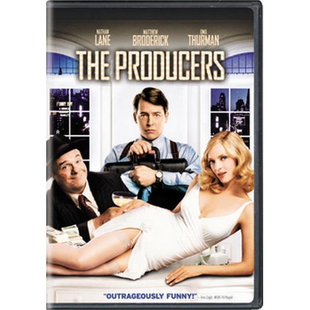 The Producers (DVD) - Halloween 6 The Producer's Cut