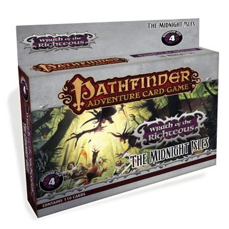 Pathfinder Adventure Card Game: Wrath of the Righteous Adventure Deck 4 - The Midnight