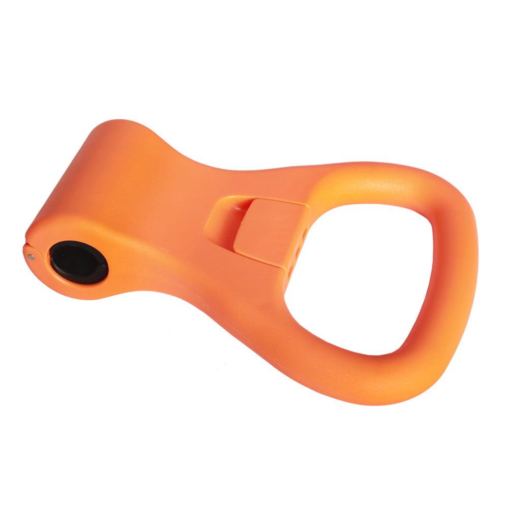 Kettlebell Dumbbell Adjustable Weight Grip Travel Workout Equipment Gear Gym HOT