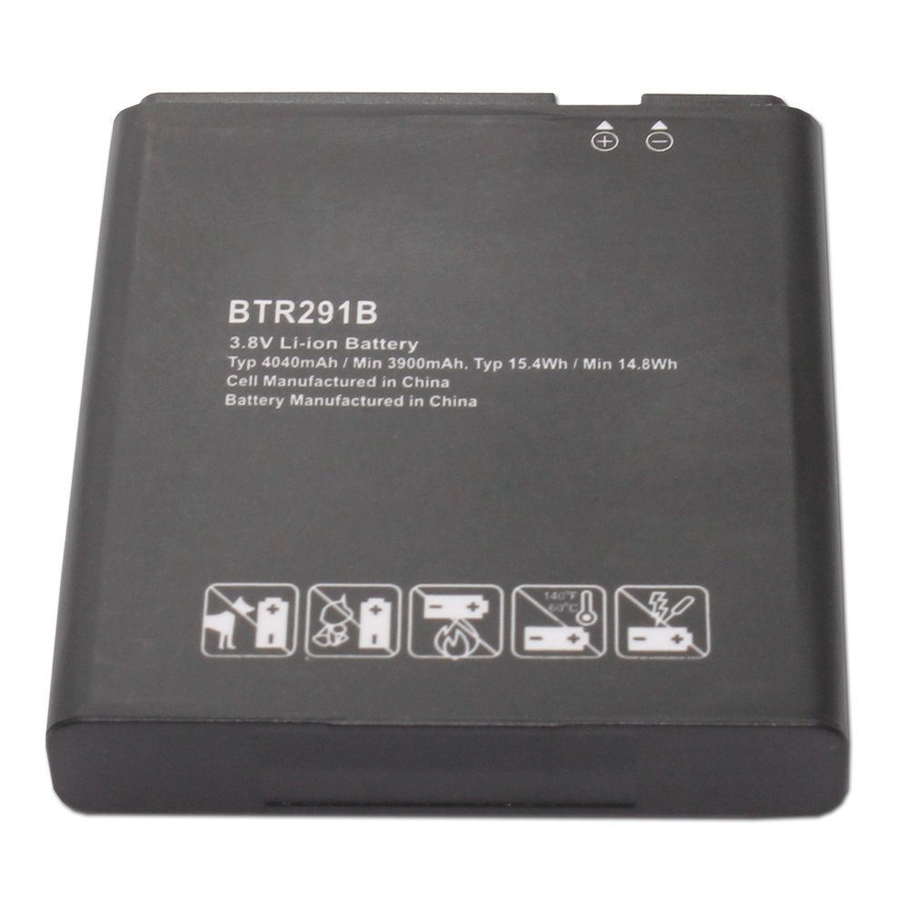 World Star™ Standard Quality Battery BTR291B 4040mAh for Pantech Verizon Jetpack 4G LTE Mobile Hotspot in Non-Retail Pack with 2-Year Limited Warranty