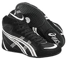 Asics Mosh Wrestling Shoes CL010 Youth
