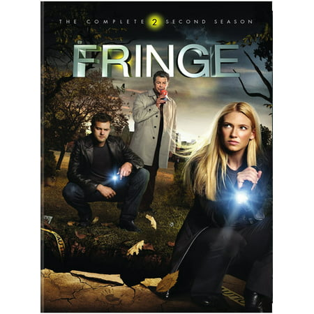 Fringe: The Complete Second Season (Friends Of The Fringe 2 For 1)
