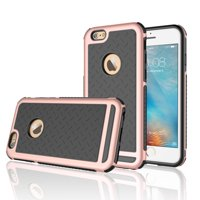 iPhone 5S Case, Tekcoo® [Tknight Series] Ultra Slim Case For iPhone 5S / iPhone SE [Scratch Proof] [Non-Slip] Classic Hard Plastic Soft Rubber Matte Grip Finish Cover Shell