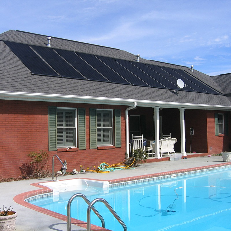 XtremepowerUS 2'x20' In/Aboveground Solar Pool Sun Heater Panel