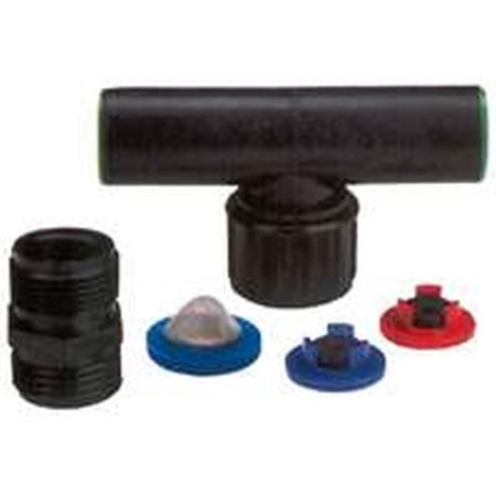 ***DISCONTINUED BY VENDOR 7-28-2016*** Raindrip Swivel Tee Assembly for 1/2