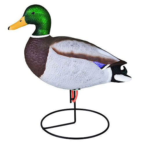 "Storm Front Full Body 18"" Mallard Decoy, Pack of 6 (4 Drakes, 2 Hens)"