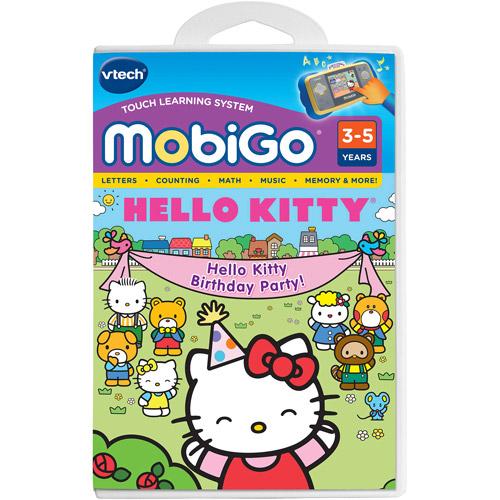 VTech MobiGo Software, Hello Kitty
