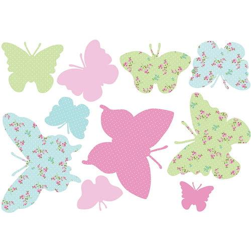 Fun4Walls Butterflies Maxi Stickers