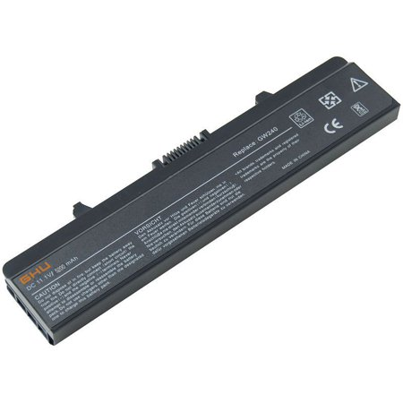 GHU Replacement battery dell inspiron laptop (lap top) battery k450N X284G for model 1525 (pp41l) 1526 1545 1440