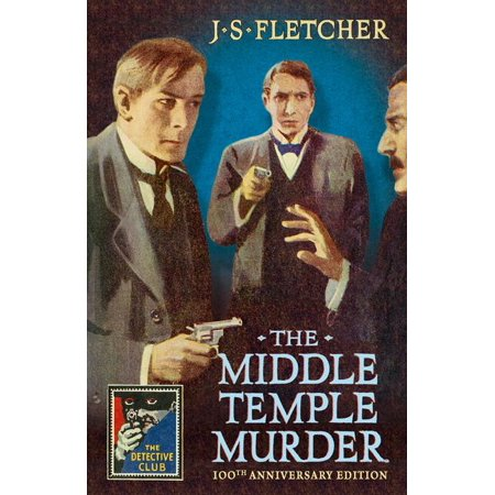 - The Middle Temple Murder (Detective Club Crime Classics)