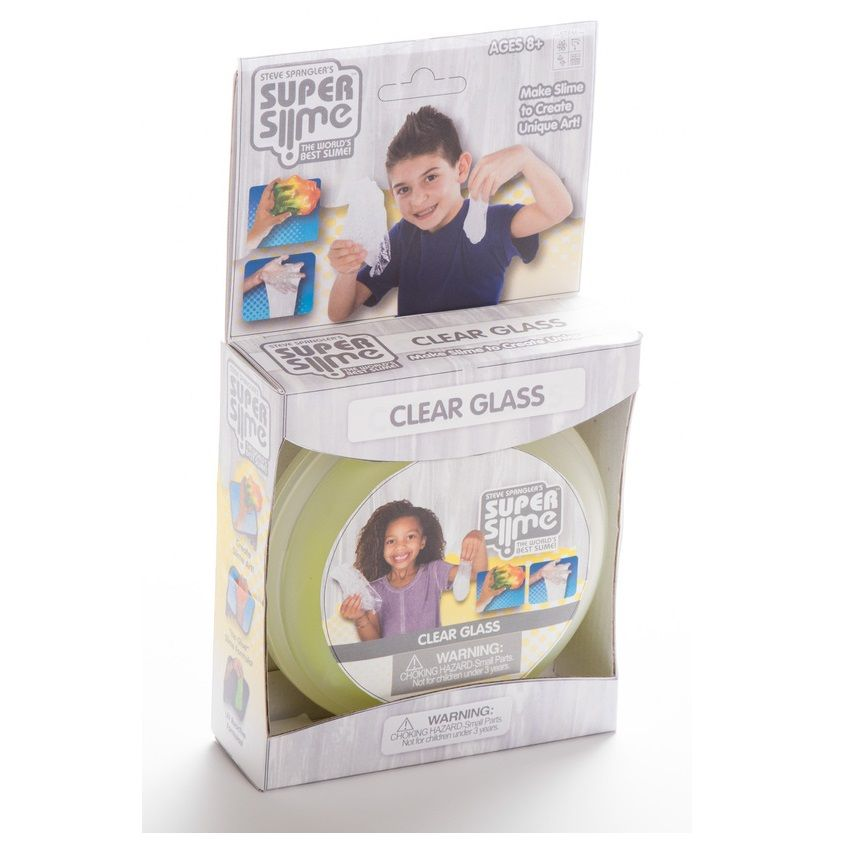 Clear Glass Super Slime - Science Kit by Be Amazing (5310)