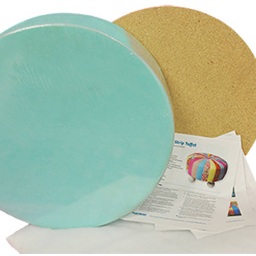 "Fairfield Soft Support Foam Tuffet Kit, 18"" x 18"" x 6"""