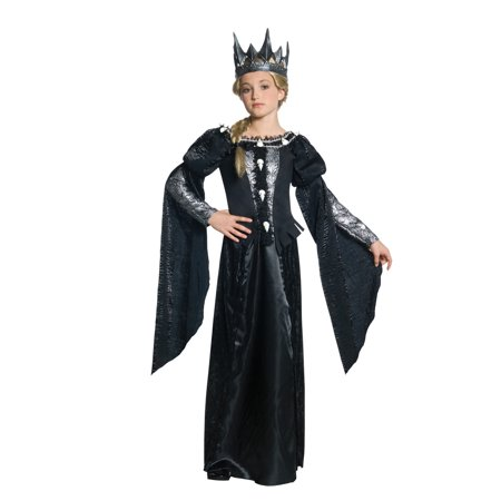 Snow White & The Huntsman Queen Ravenna Costume Tween - The Huntsman Costume
