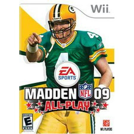 Madden NFL 09 - Nintendo Wii (Refurbished) ()