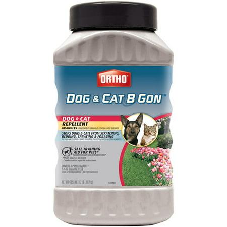 Ortho Dog   Cat B Gon Cat   Dog Repellent Granules  2 Lbs