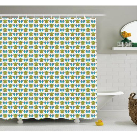 cda981f605cf Flip Flop Shower Curtain
