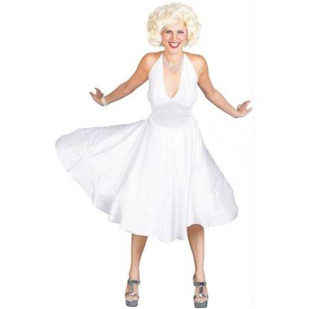 MorrisCostumes FW101394ML Marilyn Monroe Deluxe Medium-Large, 10-12](Marilyn Monroe Costume)