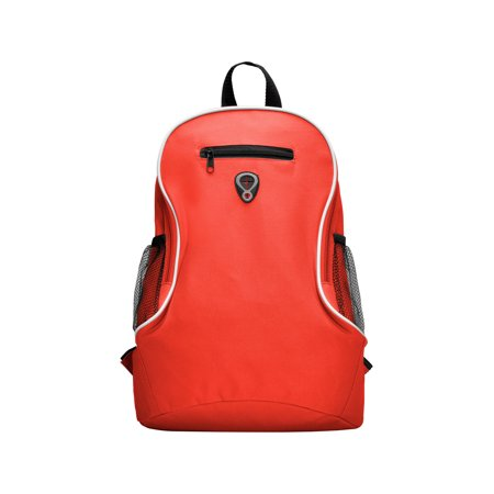 Small Backpack With Adjustable Handles Upper Handle Front Zip And Side  Pockets - School Backpack fb4663bbf3f5e