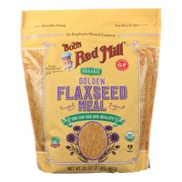 Bob'S Red Mill Organic Golden Flaxseed Meal, 32 Oz