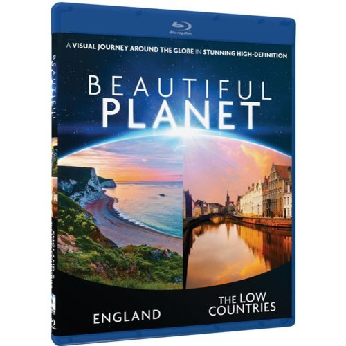 England & the Low Countries [Blu-ray]