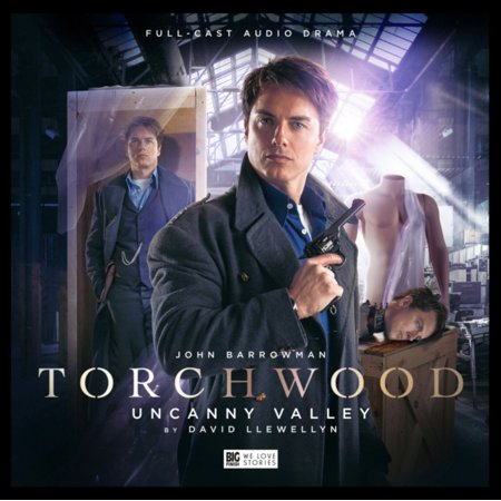 1.5 Focal Finish (TORCHWOOD 1.5 UNCANNY VALLEY)